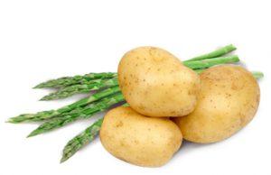 patate separatore di pagina menu